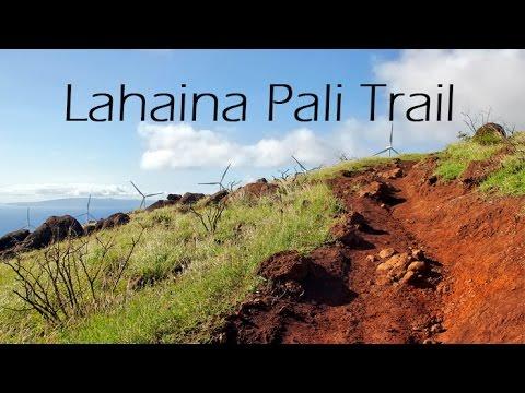 LAHAINA PALI Trail - One of MAUI's BEST Hikes!