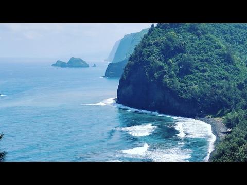 Phantom 4 Drone footage of Pololu Valley on the Big Island of Hawaii