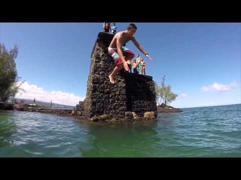 Coconut Island Action!