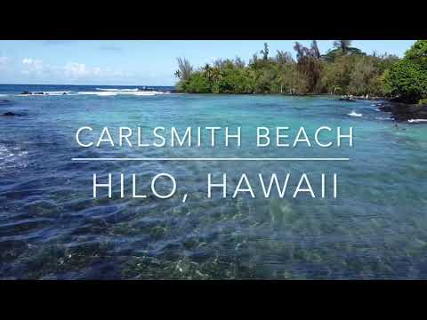 Carlsmith Beach Park - Hilo's Pride and Joy