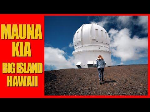 On Top, Volcano Summit Mauna Kea Big Island Hawaii
