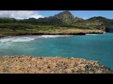 Gillin's Beach (Mahaulepu Beach) - Kauai Hawaii