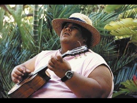 🌈 Israel Kamakawiwo'ole ➖ 'Over The Rainbow' & 'What A Wonderful World' Medley ➖ 1993 🌈