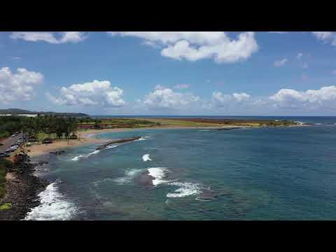 Salt pond Kauai 4K