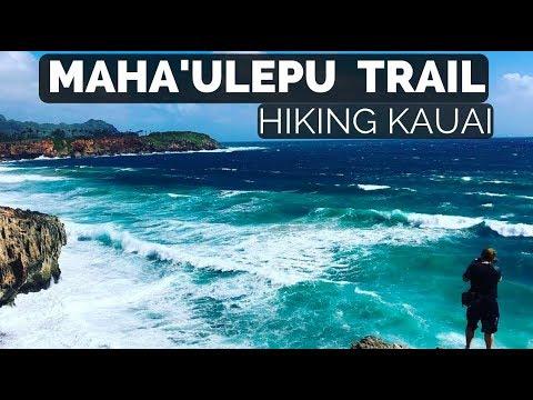 Hiking Kauai | Maha'ulepu Heritage Trail