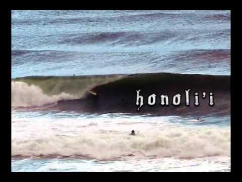 Surf Hawaii - 12 Surf Spots on the Big Island of Hawaii (Tradewinds Trailer)