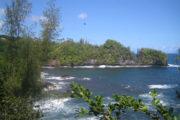 Scenic drive Hilo