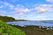 Pohiki beach