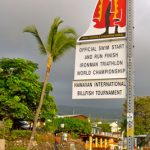 you can find the official swim start and run finish of the ironman marathon in Kailua Kona on the Big Island