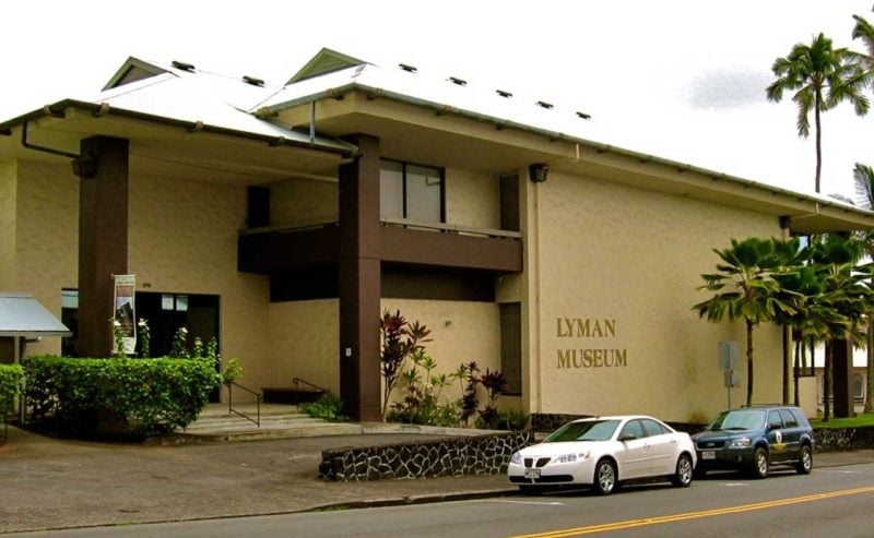 Lyman Museum Hilo