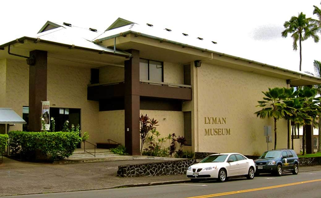 Lyman Museum and Mission House in Hilo