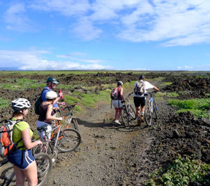 big island biking