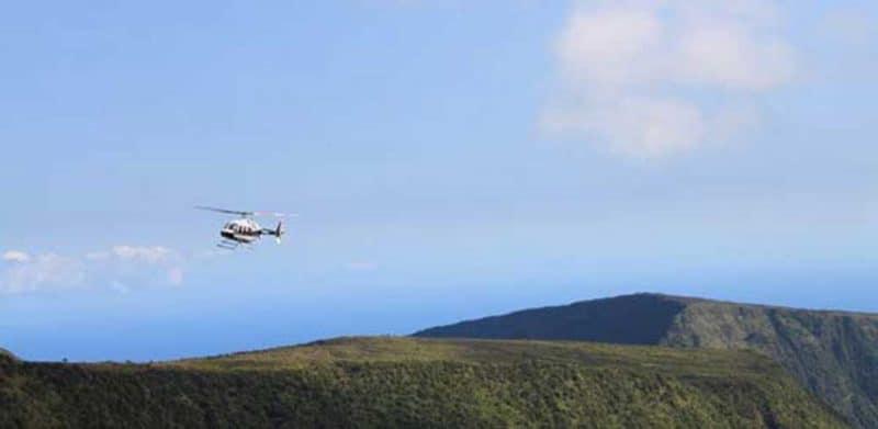 helicopter kohala