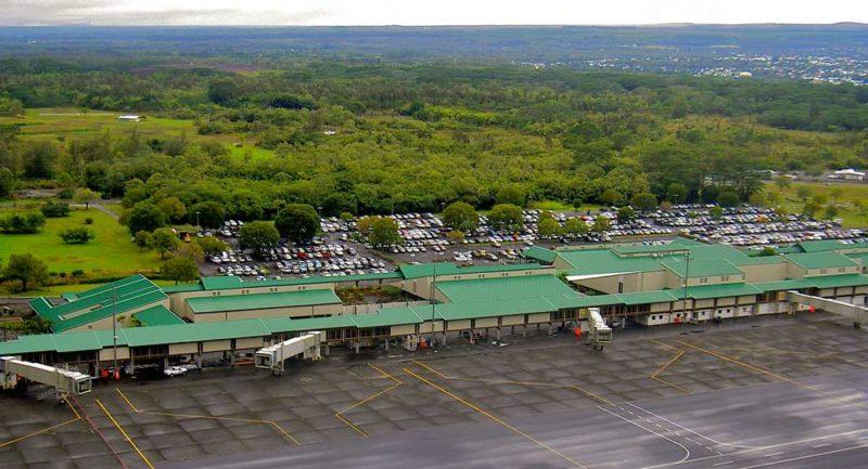 Hilo International Airport ITO