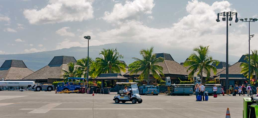Ellison Onizuka Kona International Airport (KOA)