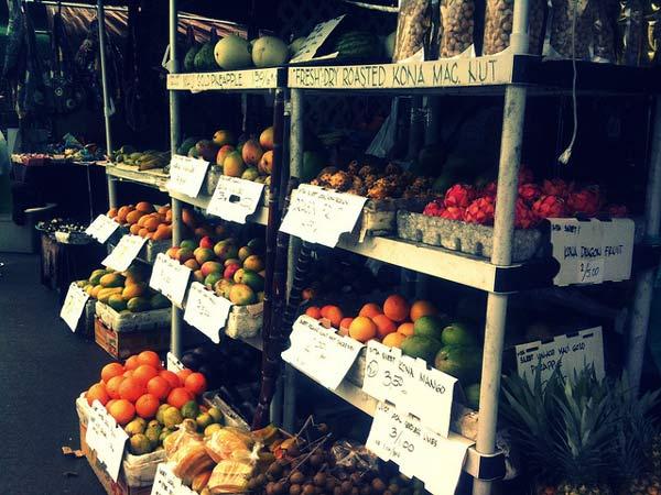 Kona Downtown Farmers Market
