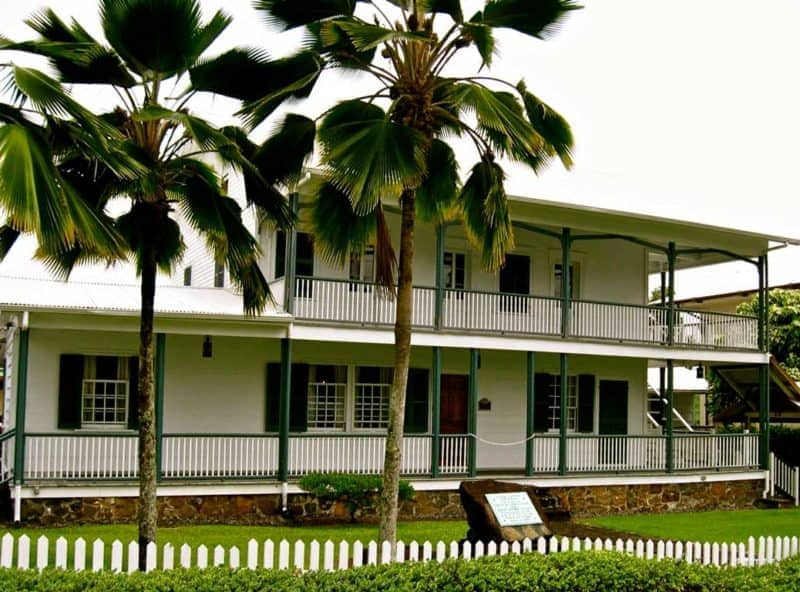Lyman House Museum Hilo