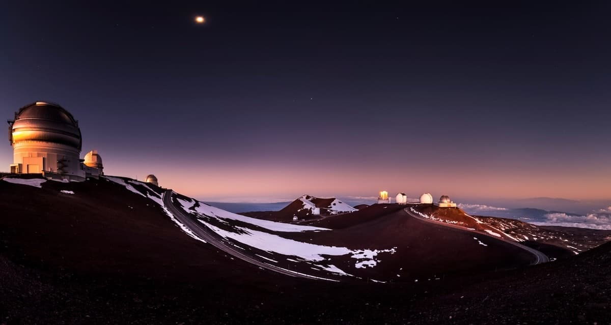 Mauna Kea Sunrise Experience (Hilo)