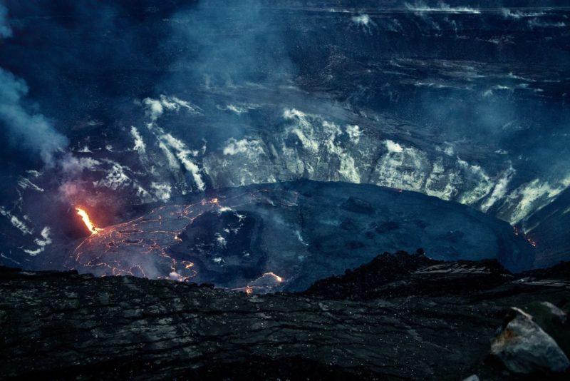 halemaʻimaʻ crater lava lakeake