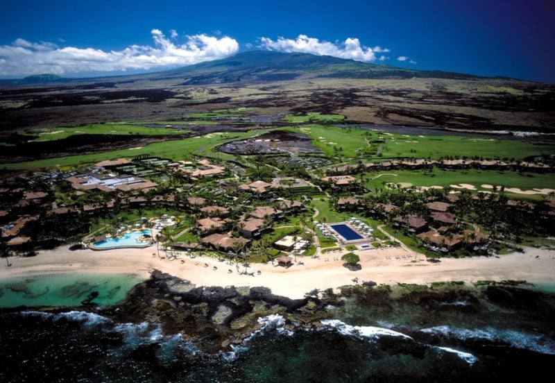 accommodation, kona, hawaii, resort, four seasons hualalai