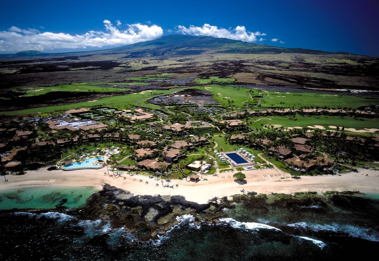 Accommodation in Kona