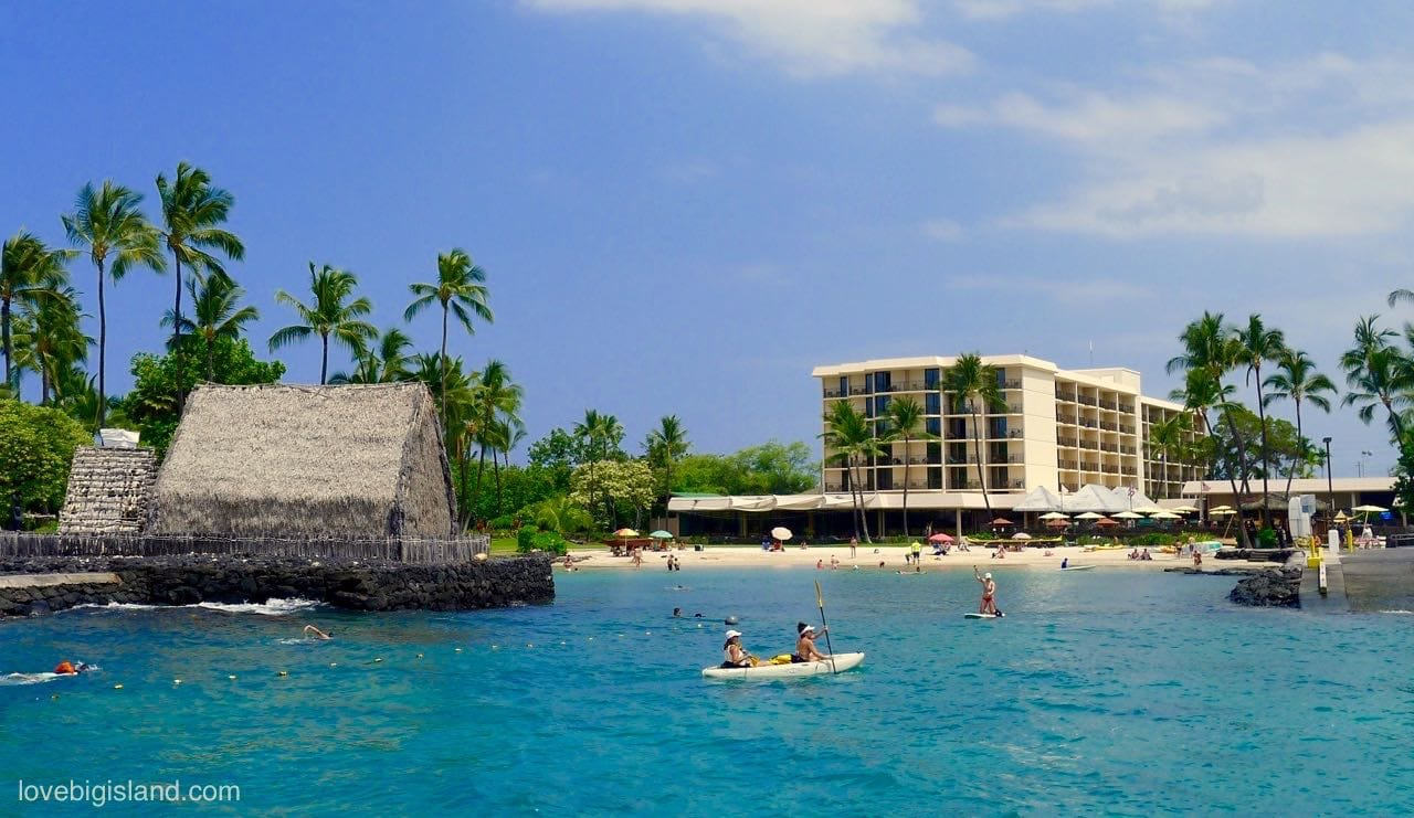 Our 4 Favorite Kailua Kona Hotels For