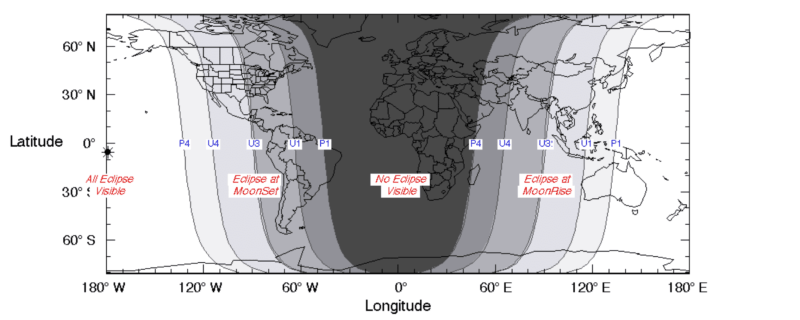 Part of the NASA lunar eclipse map April 4 2015. See the original version here