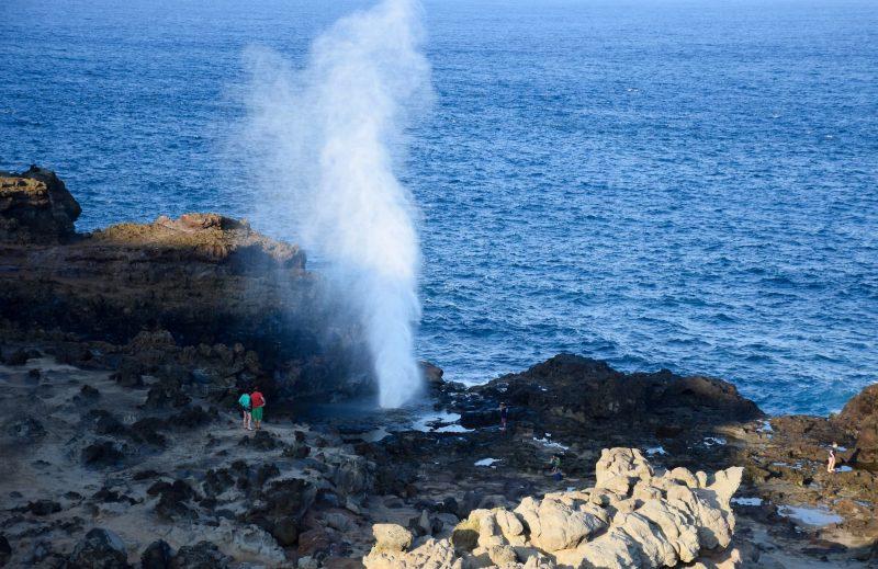 The Nakalele Blowhole
