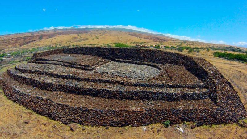 Pu'ukohola Heiau National Historic Site, national park, hawaii