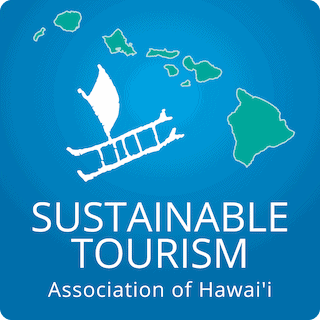 Sustainable Tourism Association of Hawaii logo