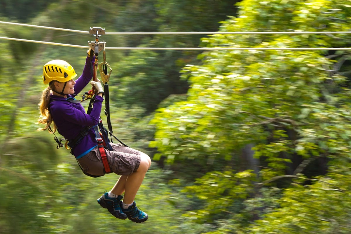 Kohala Canopy Adventure