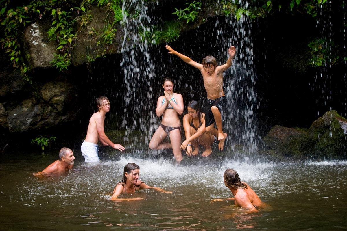 Kohala Waterfall Adventure