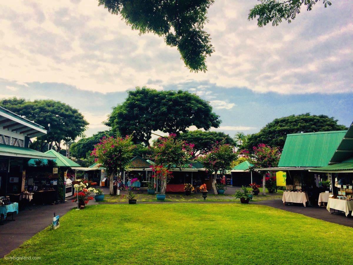 Ali'i Garden Market Place
