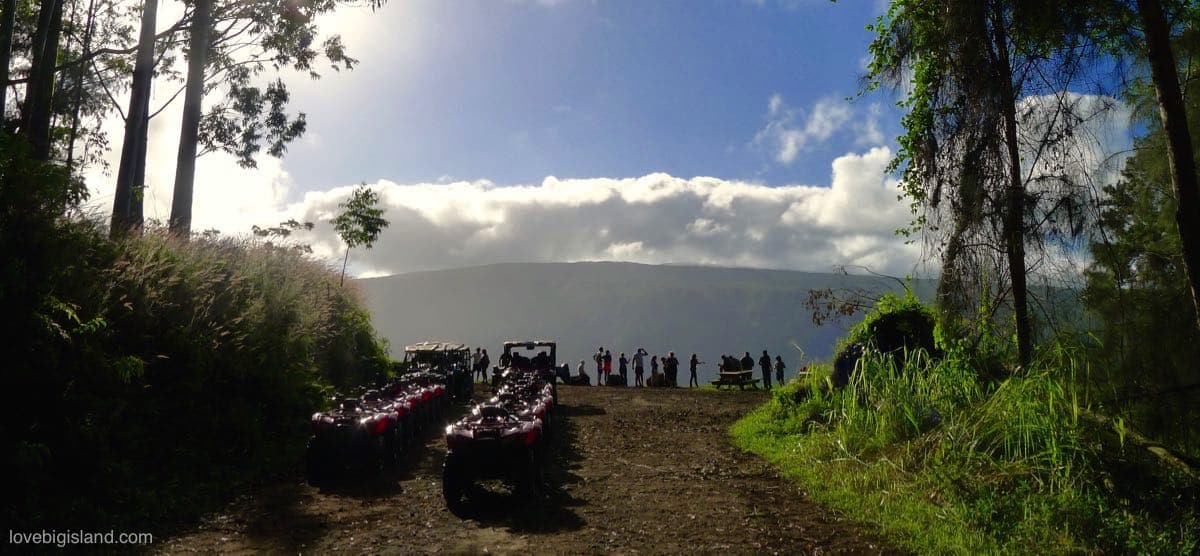 ATV Tours on the Big Island