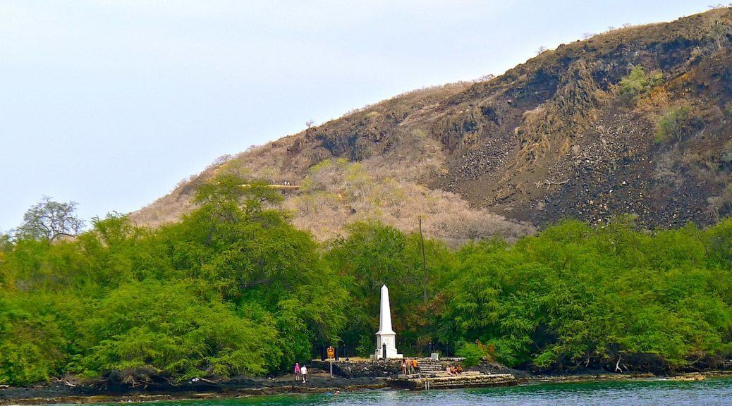 captain cook big island
