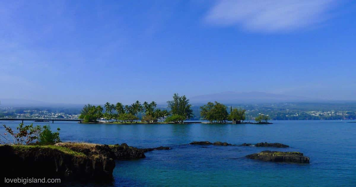 coconut island mokuola a great spot to swim relax in downtown hilo