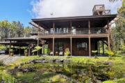 volcano village vacation rental, big island