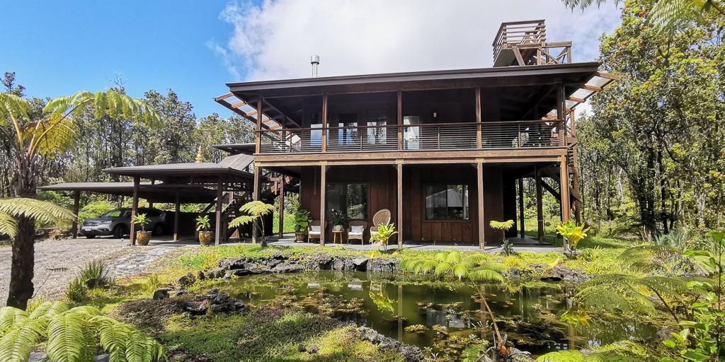 Vacation Rentals in Volcano Village