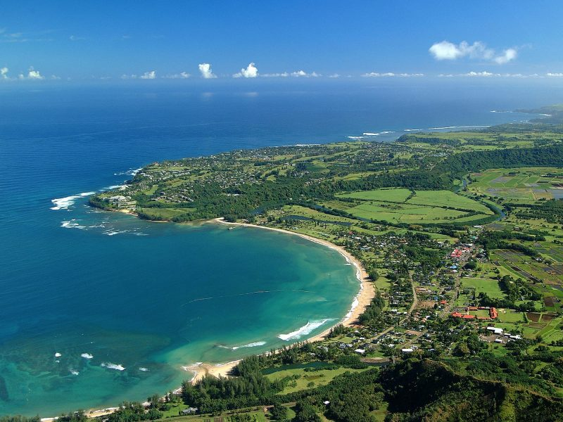 Hanalei Bay (Kauai)
