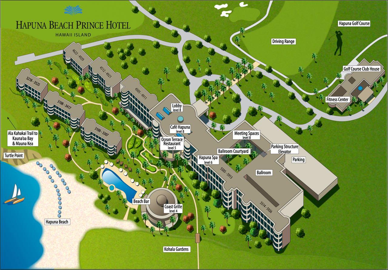 12 Luxurious Resorts On The Kona Kohala And Hilo Coast