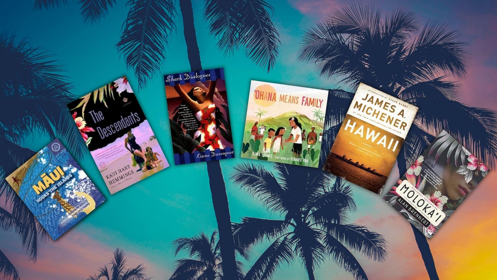 17 Books to read for your trip to Hawaiʻi