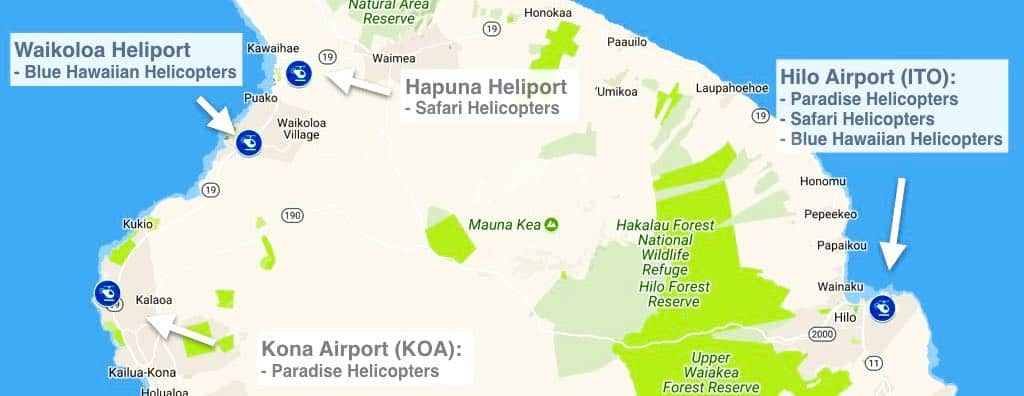 Best Helicopter Tours on the Big Island | DIY 🚁 Activity