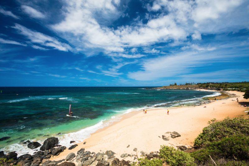 Hoʻokipa Beach, Maui