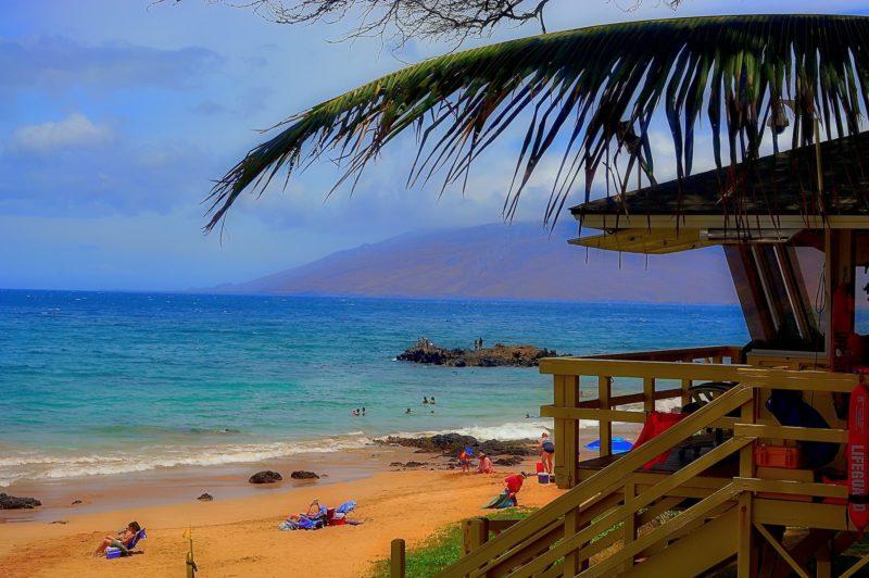 Kamaole III on Maui