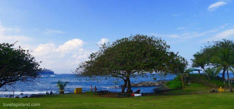 Kakea beach park, Hawi, Pololu Valley, big island
