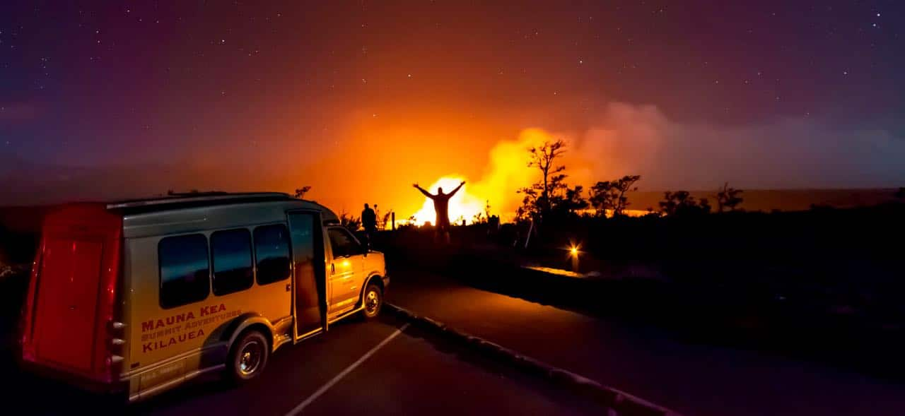 Kilauea Summit Adventures: Circle-island Tour