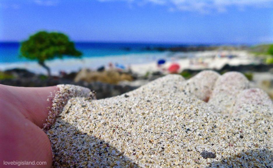 kua bay big island hawaii beach