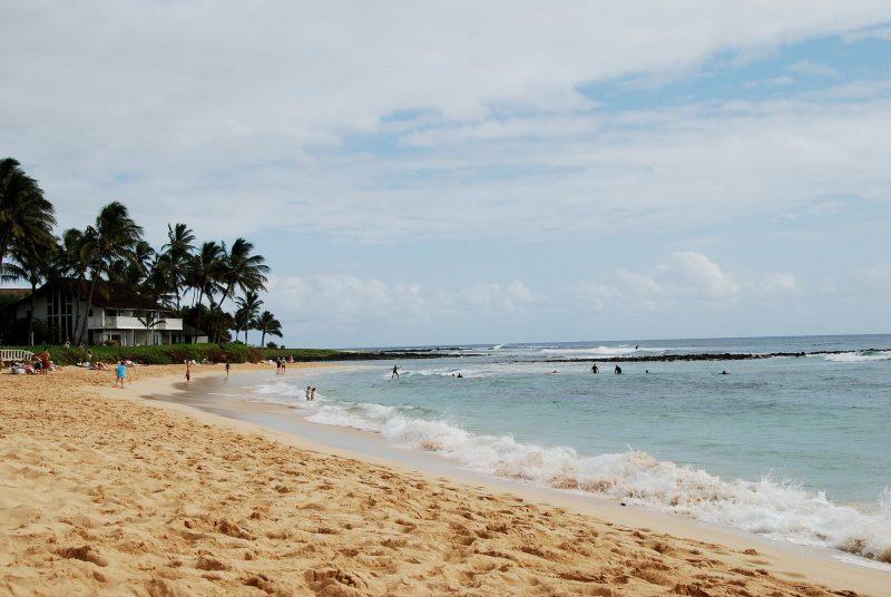 Lawaʻi Beach on Kauaʻi