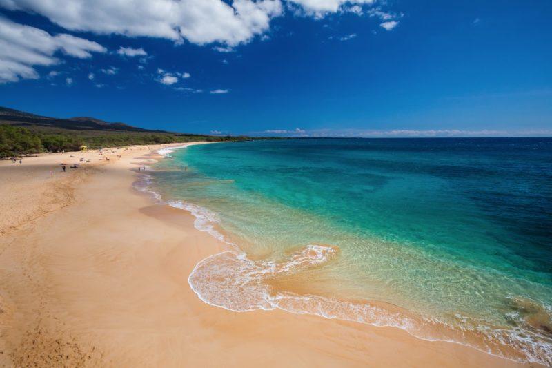 Big Beach on Maui
