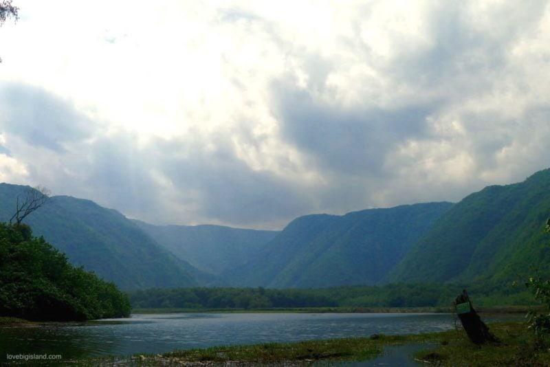 pololu stream, pololu river, pololu valley, big island